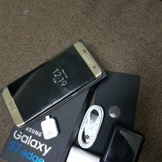 Samsung galaxy s7edge hk version