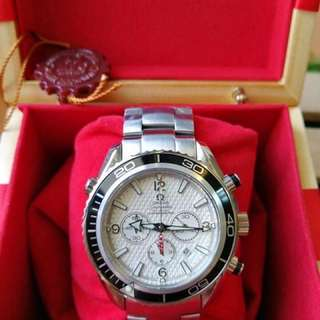 Authentic Omega watch free shipping