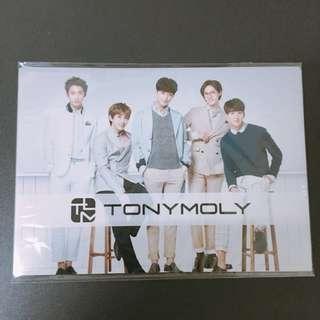 B1A4-TonyMoly明信片*6張