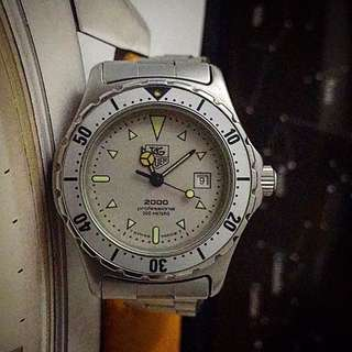 Tag heuer diving watch  -28mm
