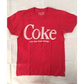 Coke Graphic Tee (S)