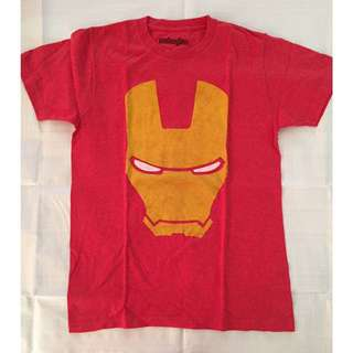 Iron Man Graphic Tee (S)