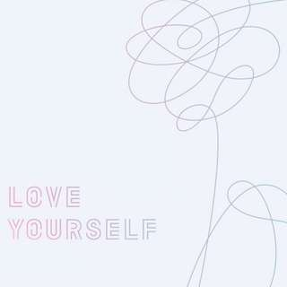 Bts love yourself photography