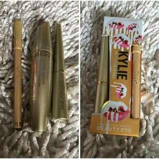 Kylie 3in1 mascara,eyeliner,pencil