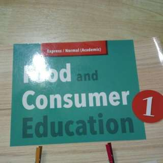 Food and consumer education for secondary school