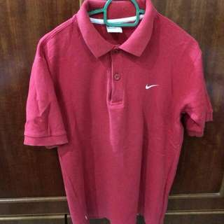 Nike Collar Shirt For Sale