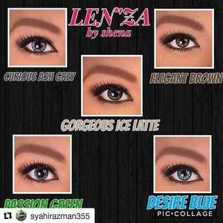 🎀 LENZA LENS BY SHENA 🎀
