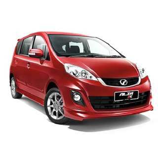 Perodua Alza Full loan,No license,Free gifts