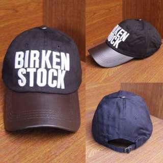 Topi Import Baseball Birken Srock - Black