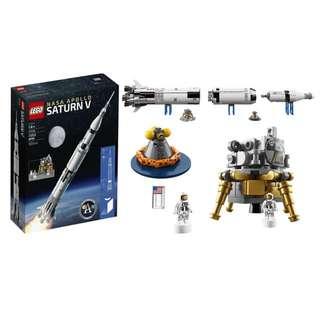LEGO NASA Apollo Saturn V