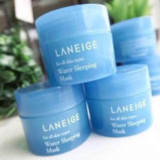 LANEIGE WATER SLEEPING MASK ORIGINAL TRAVEL SIZE 15ml