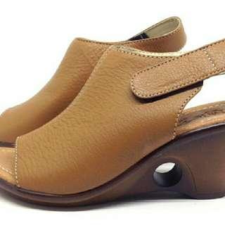 Sepatu Kulit Sapi Asli