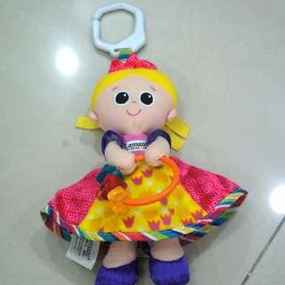 LAMAZE Play & Grow Princess Sophie Take Along Toy