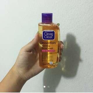 Clean n Clear Facial Wash