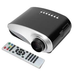 迷你 led微型投影機 mini led projector