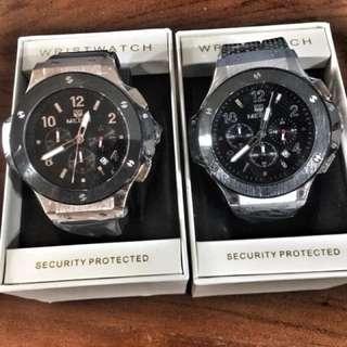售 : MEGIR 全新正品代理實貨 目前專售一款兩色熱門款 真三眼/矽膠錶帶/防水/夜光/時尚