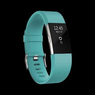 Sale! Original Fitbit Charge2 - Teal