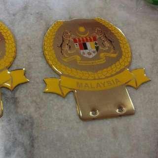 Jata Negara Yellow Custom Make