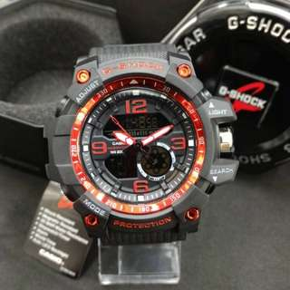 G SHOCK DUAL TIME MEN LIMITED EDITION WATCH