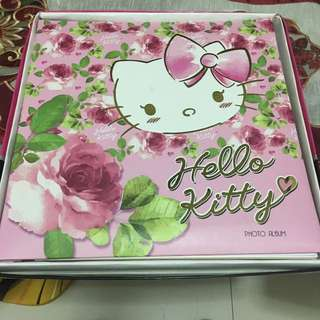 Photo Album Hello Kitty