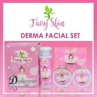Fairyskin Derma Facial Set