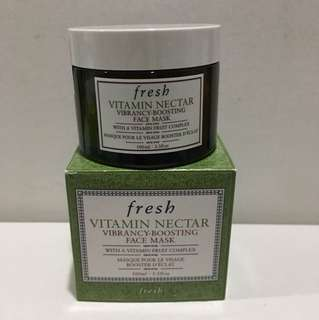 Fresh Vitamin Nectar Face Mask 100ml