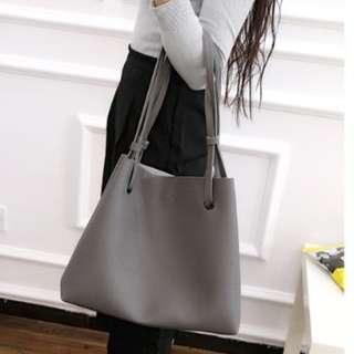 two-piece casual handbag