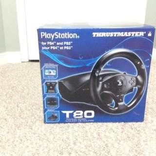 Thrustmaster T80 Racing Wheel
