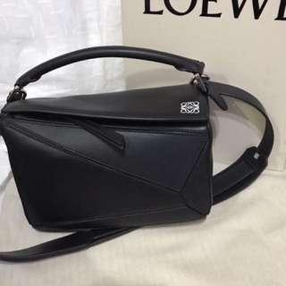 Loewe puzzle black