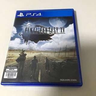 PS4 Final Fantasy