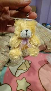 可愛熊熊 吊飾玩偶