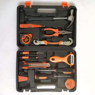 In Stock – Kemaisi 13 pcs Home Tools Box Set