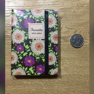 Mini Notebook (Pocket Size)