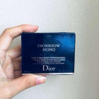 DIORSHOW MONO: CODE 296