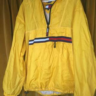 Vintage Tommy Hilfiger Raincoat size XL
