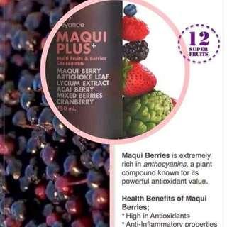 Maqui Plus