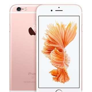 iPhone 64gb rose gold