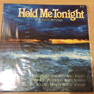 Hold Me Tonight - Double Lp