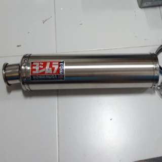 Exhaust System CB400