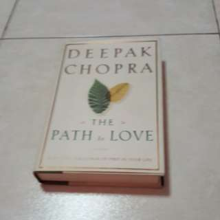 Deepak Chopra- The Path to Love
