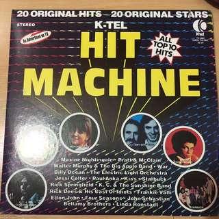 Hit Machine Lp