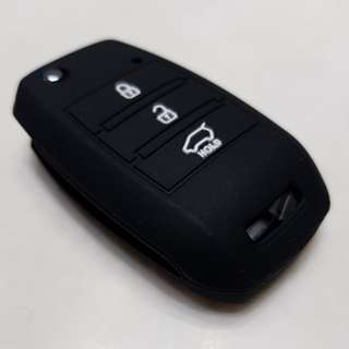 FS : Rubber protector for Kia K3 remote with flip-key