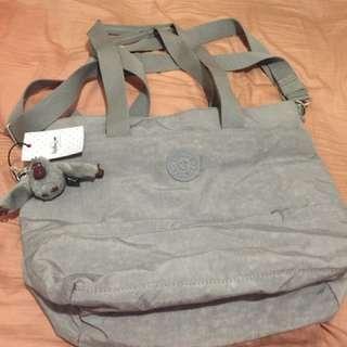 美國牌子Kipling 灰色袋