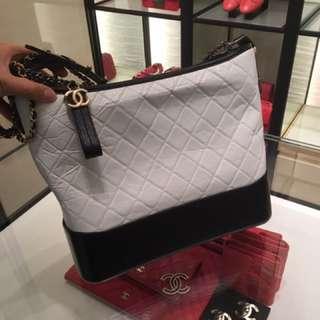 Chanel Gabrielle Handbags 正品 意大利代購 full set