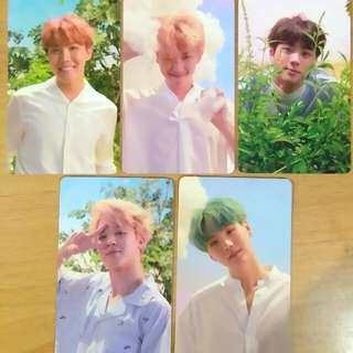 (WTS) BTS Love Yourself O version PC