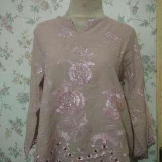 Baju pink b
