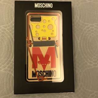 Moschino iPhone 7 📱 case