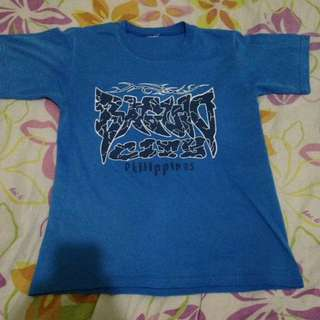 Blue Baguio City Philippines Tshirt
