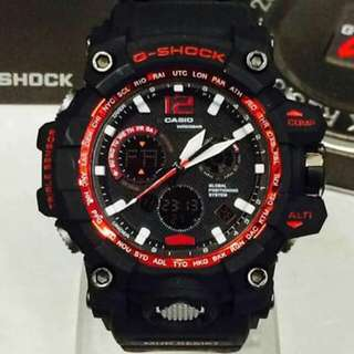 Dual Time G Shock