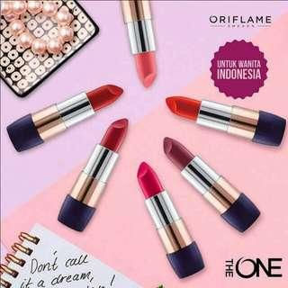 Lipstik The One dari Oriflame